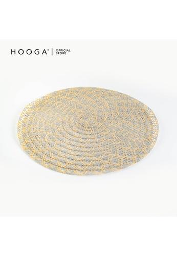 HOOGA Hooga Placemat Faron (Bundle of 6) F47F1HL3EB22F5GS_1