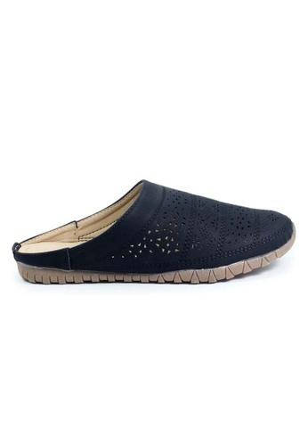 647ecb47f11a BNC black Slip-On Sandals EBF36SH34E573EGS 1