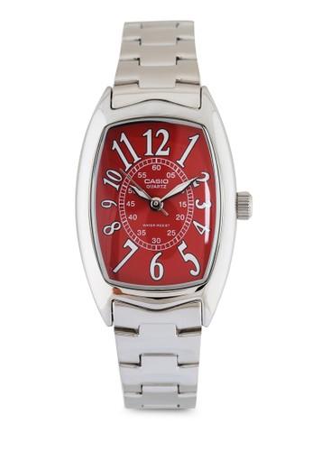 LTP-1208D-4BDF esprit au不銹鋼數字表, 錶類, 不銹鋼錶帶