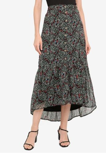 5e79098621de Buy Vero Moda Liva Ankle Skirt Online | ZALORA Malaysia