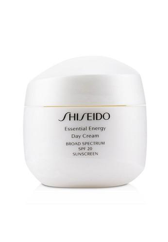 Shiseido SHISEIDO - Essential Energy Day Cream SPF 20 50ml/1.7oz 02A20BEB0114CCGS_1