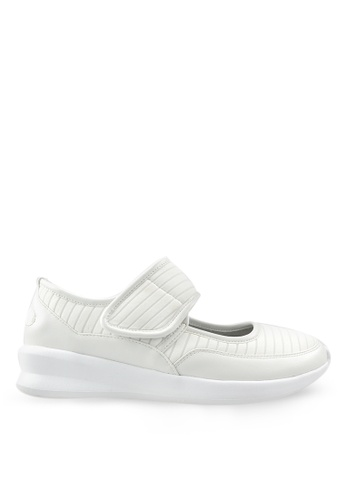 Footspot white FOOTSPOT – Leisure Sneakers FO296SH44GXFHK_1