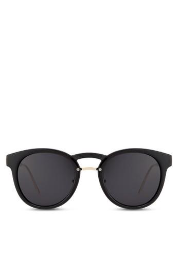 經典圓框太陽眼鏡, 飾品配件, 復zalora taiwan 時尚購物網古框
