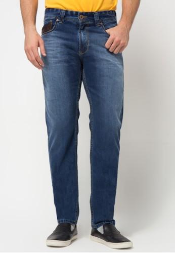 Lois Jeans blue Long Pant Denim LO391AA29UVMID_1
