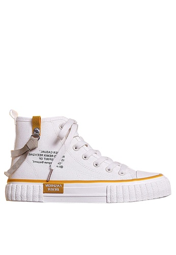 Twenty Eight Shoes High Top Canvas Fashion Sneakers BE8673 B8965SH2DBAD57GS_1