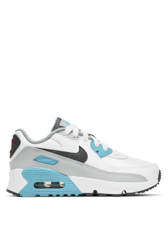 Nike white Air Max 90 97DC3KSDC4D9B5GS_1