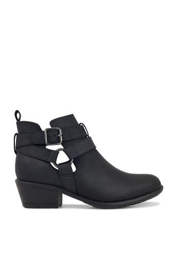 ROC Boots Australia black Senora Black Ankle Boot RO289SH20BQXSG_1