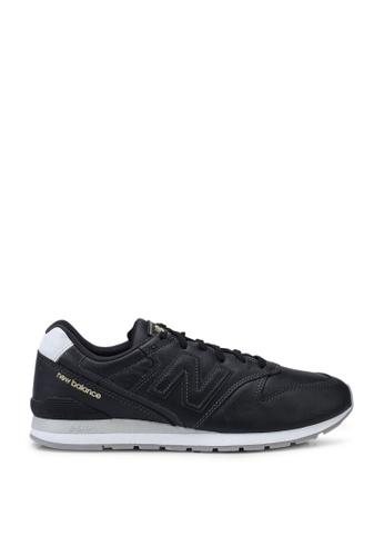 New Balance 黑色 Classic 996 Shoes 95AB1SHCC95A02GS_1