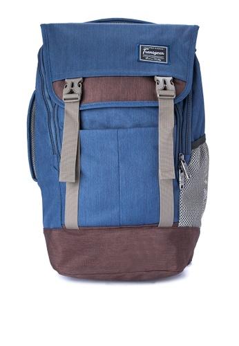 Transgear blue Backpack 356-TGBP TR281AC0IQOCPH_1