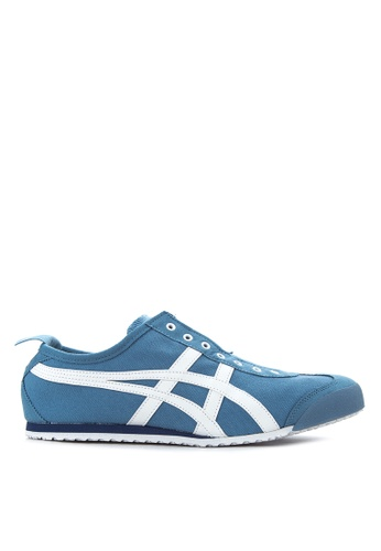 Onitsuka Tiger white and blue Mexico 66 Slip-On ON625SH22TIFPH_1