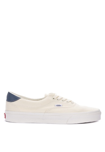 Vans white Era 59 Lace-up Sneakers 43392SH0242150GS_1