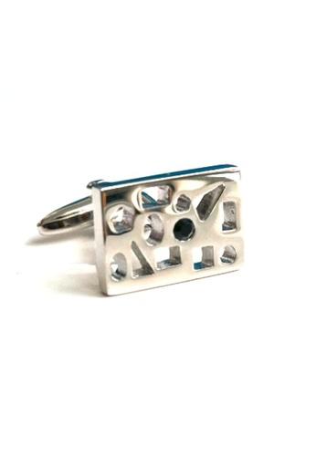 The Little Link Cufflinks silver Myriad cufflinks TH089AC0FUCISG_1