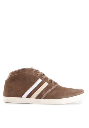 North Star brown Kaus Sneaker Shoes NO430SH31NXOID_1