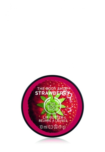 The Body Shop Strawberry Lip Butter TH455BE76SJBMY_1