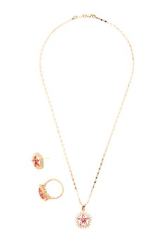 Tiffany Cubic Zircon Set