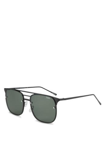 Quay Australia black HENDRIX Sunglasses QU661GL0SHY8MY_1