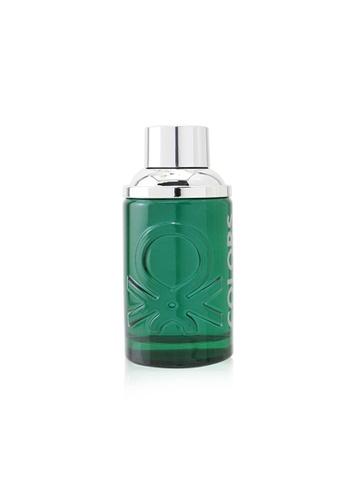Benetton BENETTON - Colors Green Eau De Toilette Spray 100ml/3.4oz 056F1BE513307AGS_1