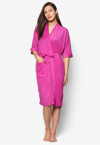 Purple Swim Robesprit台灣網頁e, 服飾, 泳褲及沙灘造型