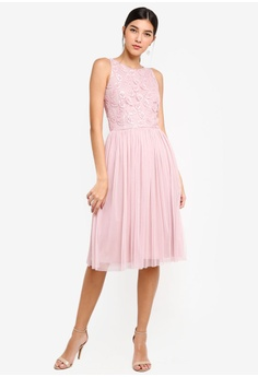 6fae8b2ac737 Pink Dresses Available at ZALORA Philippines