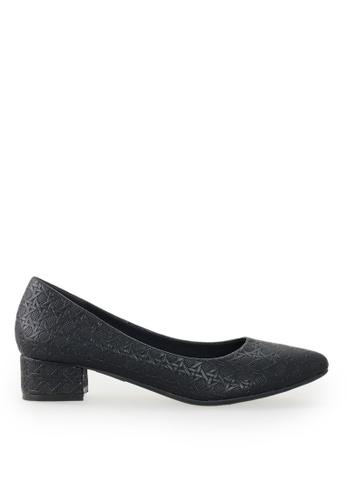 Footspot black FOOTSPOT - Pointed Toe Heels EC8ADSH9B54274GS_1