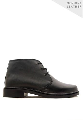 CDE black Gordon Black Dress Shoes CD965SH0UL49ID_1