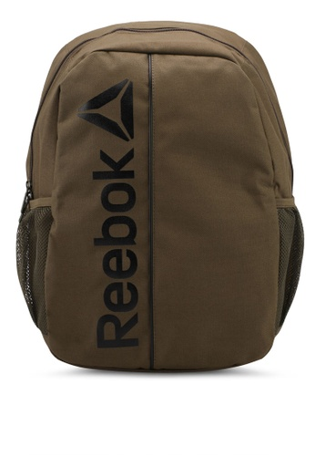 Reebok green Act Roy Backpack RE691AC0SVYXMY_1