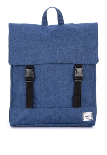 Herschel blue Survey Backpack DA29EAC930326FGS_1