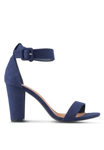 Rubi blue San Sebastian Heels RU506SH0T09LMY_1