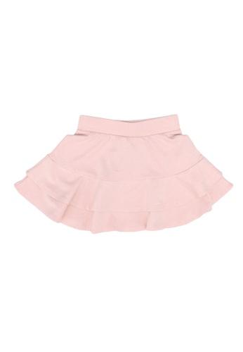 FOX Kids & Baby pink Plain Skirt 26496KA70821D7GS_1