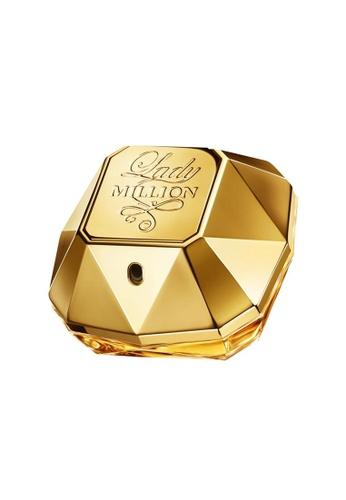 paco rabanne gold Paco Rabanne Lady Million Eau de Parfum 50ml 6AD57BE5FAFEEBGS_1