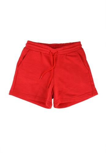 FOX Kids & Baby red Casual Shorts B8E35KA61132B9GS_1