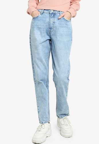 Supre blue The Mom Jeans 940A7AA2D45255GS_1