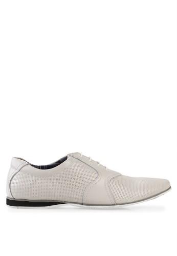 S.Baldo white Henry Shoes SB324SH53KOOID_1