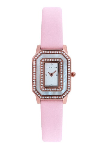 TED BAKER pink Ted Baker Women's 10023480  Glam Analog Watch C9619AC5CAA8D6GS_1