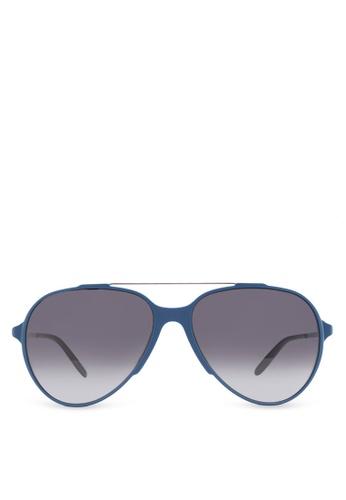 Carrera blue Masculine Aviator Shape In Featherlight Lasercut Frame CA432GL06HRDMY_1