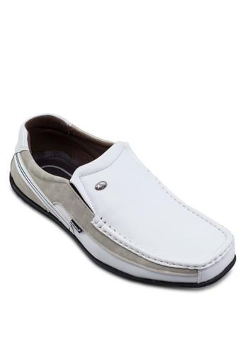 時尚拼接休閒鞋, 鞋, zalora 心得船型鞋