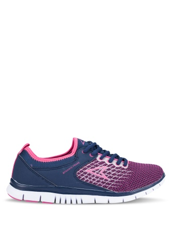 Power pink and blue Athletic Shoes PO160SH0RE09MY_1