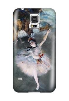 Prima Ballerina Matte Hard Case for Samsung Galaxy S5