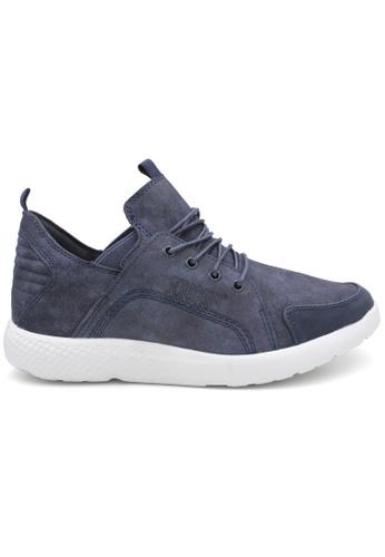 midzone navy SCORPION Sneaker 66A51SH9D296D7GS_1