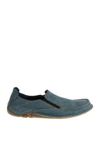 Hush Puppies navy Keenan Roller Casual Shoes HU326SH01EOCPH_1