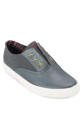 星星鉚釘休閒鞋, 鞋,esprit taiwan 懶人鞋
