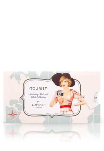 MoYou London n/a Tourist 08 Nail Decal MO734BE55MIEPH_1