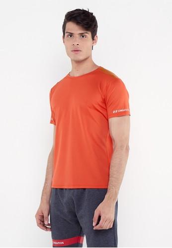 Corenation Active orange Edin Short Sleeve - Orange B4EA9AACB0D653GS_1