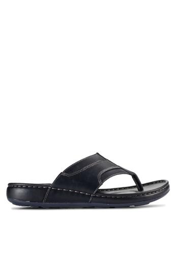 Bata black Bata Comfit Sandals BA156SH01ADYMY_1