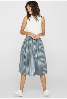 9303a980b9c 40% OFF ESPRIT Stripe Midi Skirt RM 249.90 NOW RM 149.90 Sizes 32 34 36 38