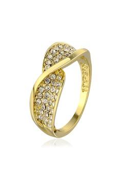 Madonna Gold Ring