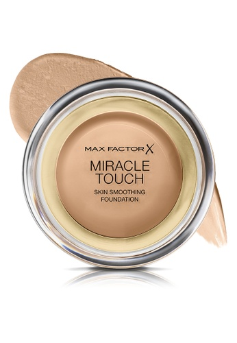 Max Factor beige Max Factor Miracle Touch Liquid Illusion Foundation 11.5g, 080 Bronze 6E3C2BE3B1125EGS_1