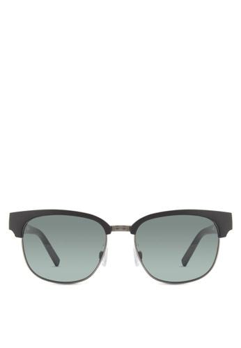 Boss Orange black Vintage Clubmaster Sunglasses BO434GL94HRPMY_1
