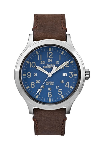 TIMEX brown Timex Expedition® Scout 43 - TW4B06400 TI205AC0RDJQMY_1
