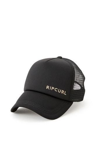 Rip Curl black Classic Surf Trucker Cap 180E0AC9A37269GS_1
